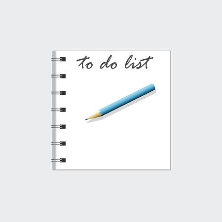 do: To Do List Illustration