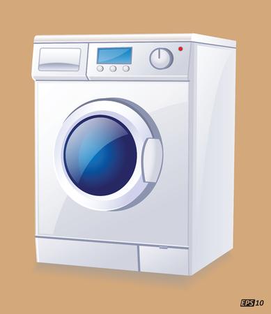 front loading: Washing Machine - front loading