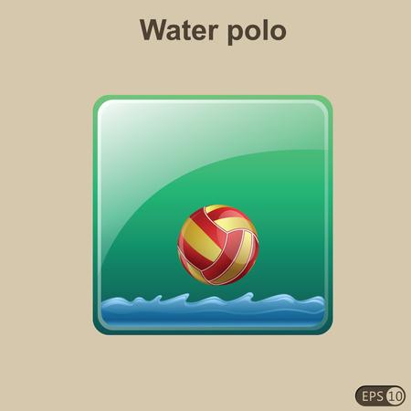 polo: Water Polo Illustration