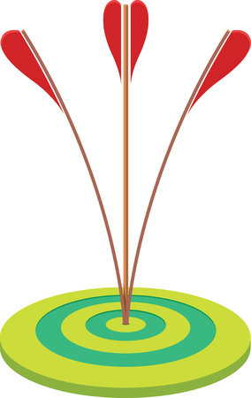 bull's eye: Target Bulls eye Accuracy or Success