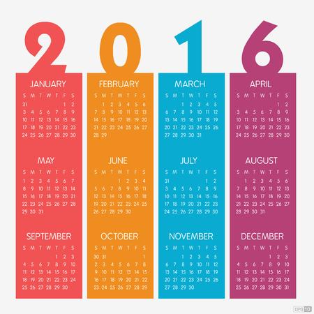 public celebratory event: Calendar 2016