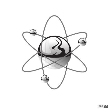 no nuclear: Atom