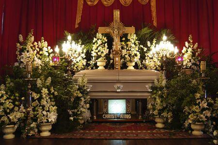trumna: Funeral usług na Filipinach