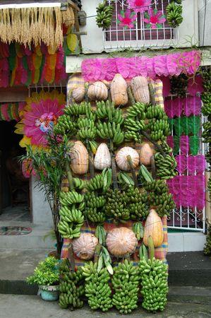isidro: Celebration of a years abundant harvest Stock Photo