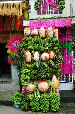 san isidro: Celebration of a years abundant harvest Stock Photo