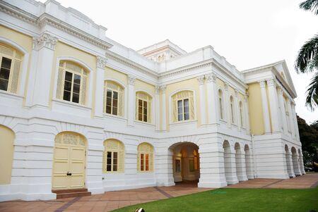 edifice: One of Singapores cultural edifice Editorial