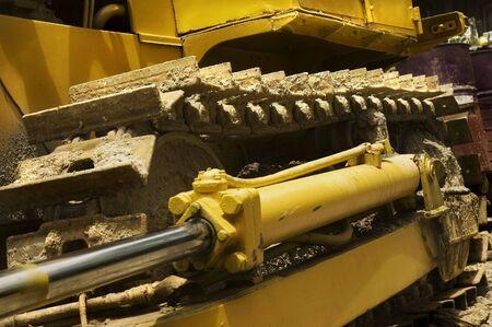 earthmover: Earthmover in mining field