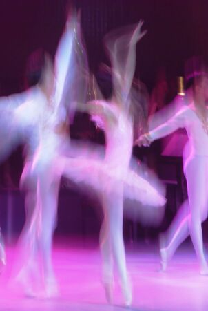 Ballet dancers of the Philippines