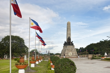 jose: Monument of the national hero of the Philippines, Jose Rizal, in Luneta Park, Manila