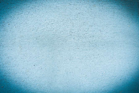 Blue concrete old wall background. Stock fotó