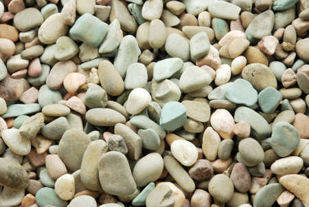 stretch of gravel background Stock Photo - 12678439