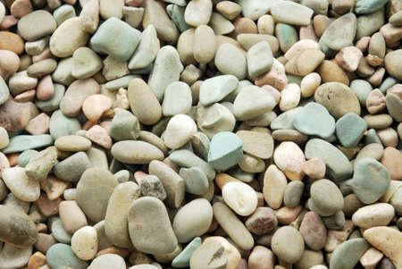 stretch of gravel background Stock Photo - 12678439