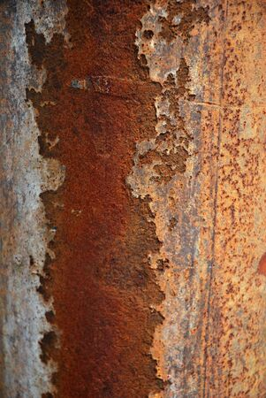 detailed of  texture and pattern at metal surface  photo