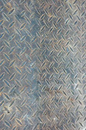 patterns of old iron wall Stock Photo - 12678481