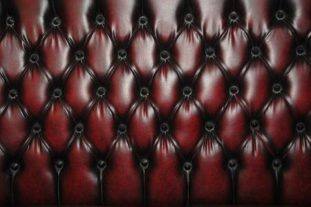 Textur und Muster aus roten dunklen Ledersitzen Standard-Bild - 15988125