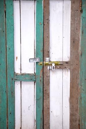old wooden doors Stock Photo - 20944575