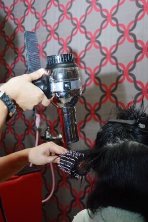 service treatment in beauty salon Stock Photo - 22880999