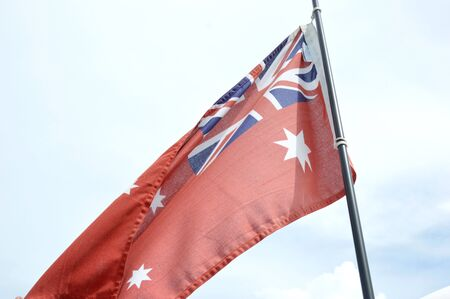 new zealand flag photo