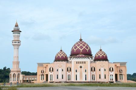 清真寺Baitul Izzah Tarakan,印度尼西亚