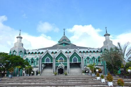 Al Markaz Al Islami,Makassar印度尼西亚Makassar Makasuf Mosque