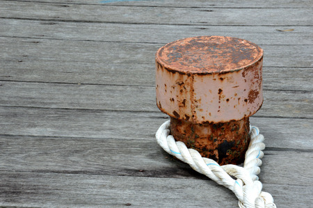 rope mooring mast ship