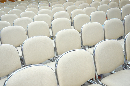 row of chair