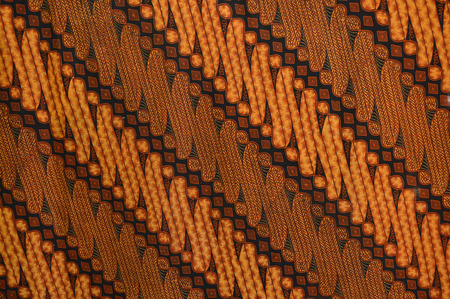 seamless patterns of Indonesia batik cloth Imagens