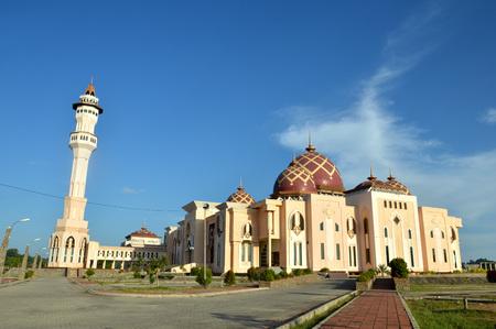大清真寺Baitul Izzah Tarakan,印度尼西亚