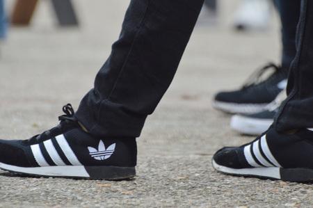 Tarakan, 22th gennaio nero le adidas stock