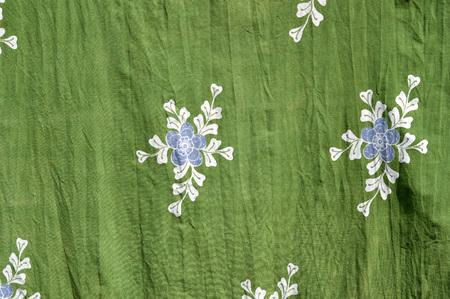 trabajo manual: Fondo indio del sarong tejido Foto de archivo