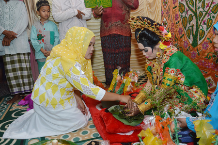 TARAKAN, INDONESIA - 9th January 2016 :