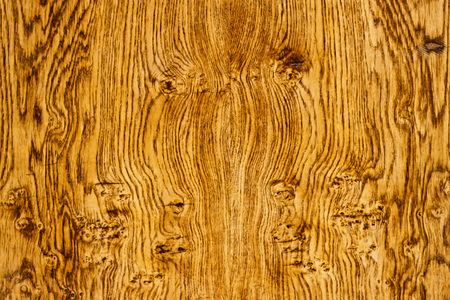 close up of a wooden panel Stock Photo