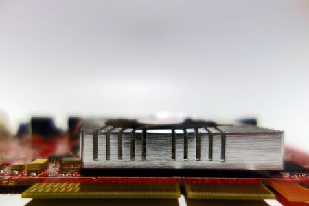 Graphics card to computer