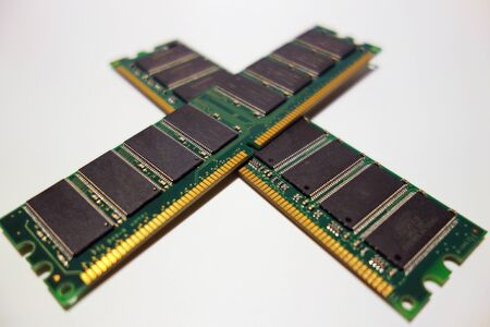 Computer memory DDR