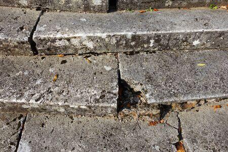 Stone stairs texture 写真素材