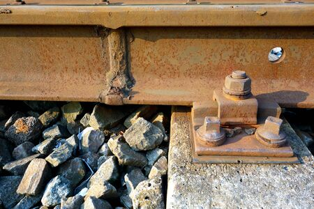 Connection on the rail
