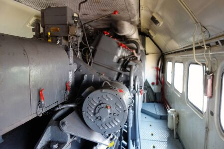 Engine locomotive