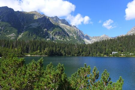 Hight Tatras-Poprad Lake