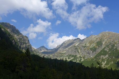 Hight Tatras Stockfoto
