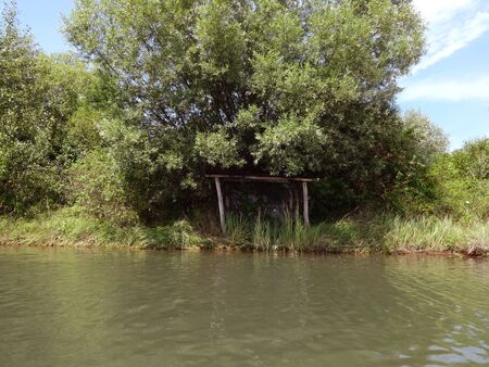 Fishing hideaway