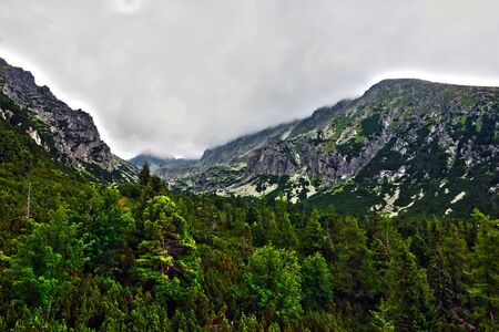 View from Soliska 写真素材