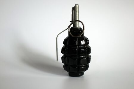 Defense grenade 写真素材
