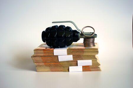 Financial insurance 写真素材