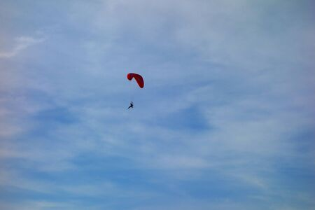 Air sport paragliding