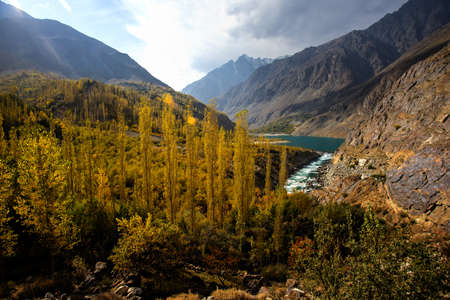 Pakistan, On the way to the Karakoram Highway (3)