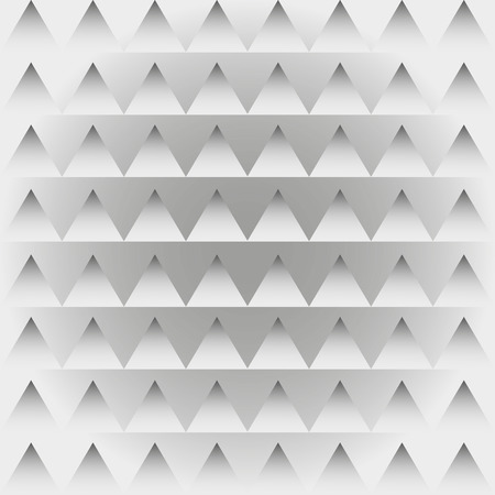 Abstract retro pattern.Repeat geometric triangle mosaic background. Vector