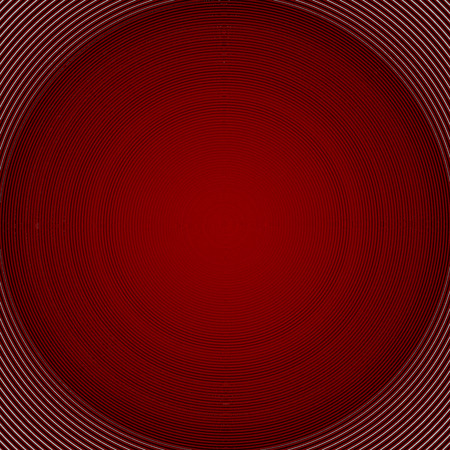 circular wave: Red twirl circular wave Background. Stock Photo