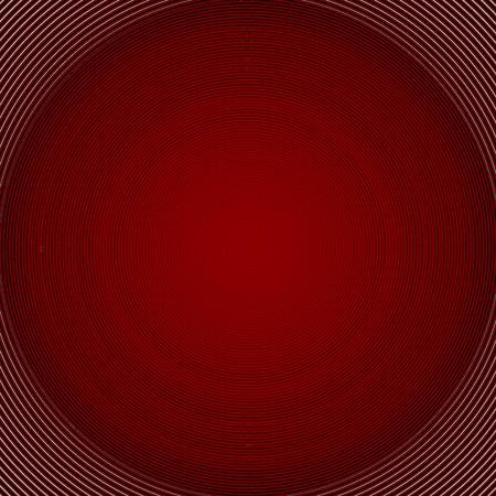 circular wave: Red twirl circular wave Background. Stock Photo