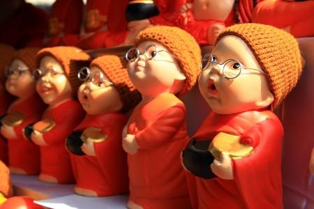 novice: Ceramic dolls a novice in stock