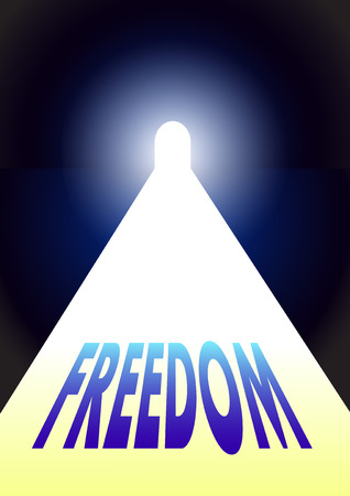 gateway: light on Gateway to Freedom